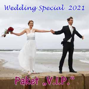 "Wedding DJ Paket 2021 Paket ""VIP"""